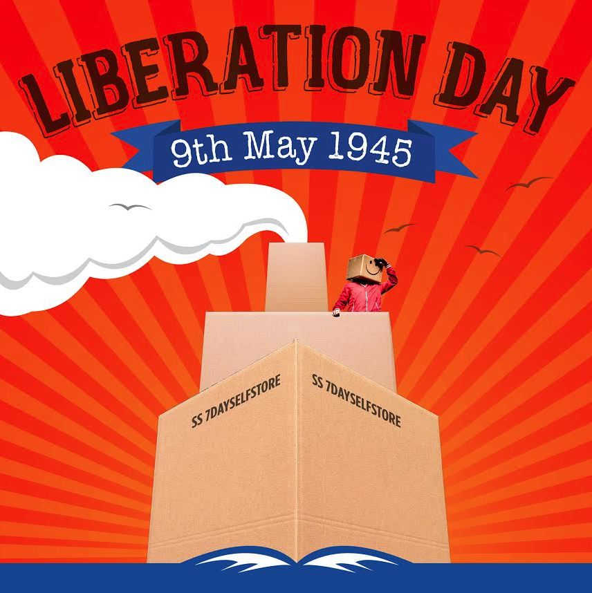 Liberation Day graphic 2016